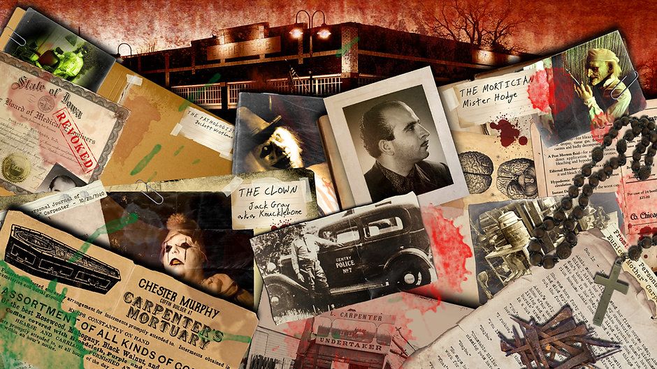 The Ghosts of Carpenter's Mortuary