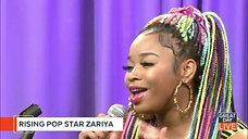 ZARIYA PULL UP PERFORMANCE