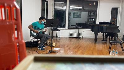 dominicana soy rehearsal