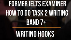 7. How to Write a Hook for Band 7+ Intro