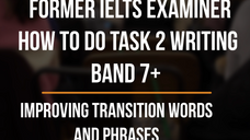 10. How to Create Transitions in Task 2 IELTS Writing