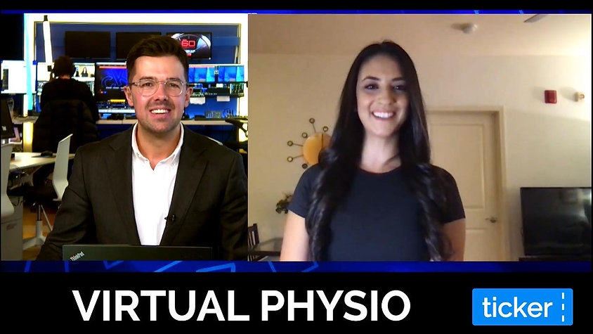 Virtual Physio Feature