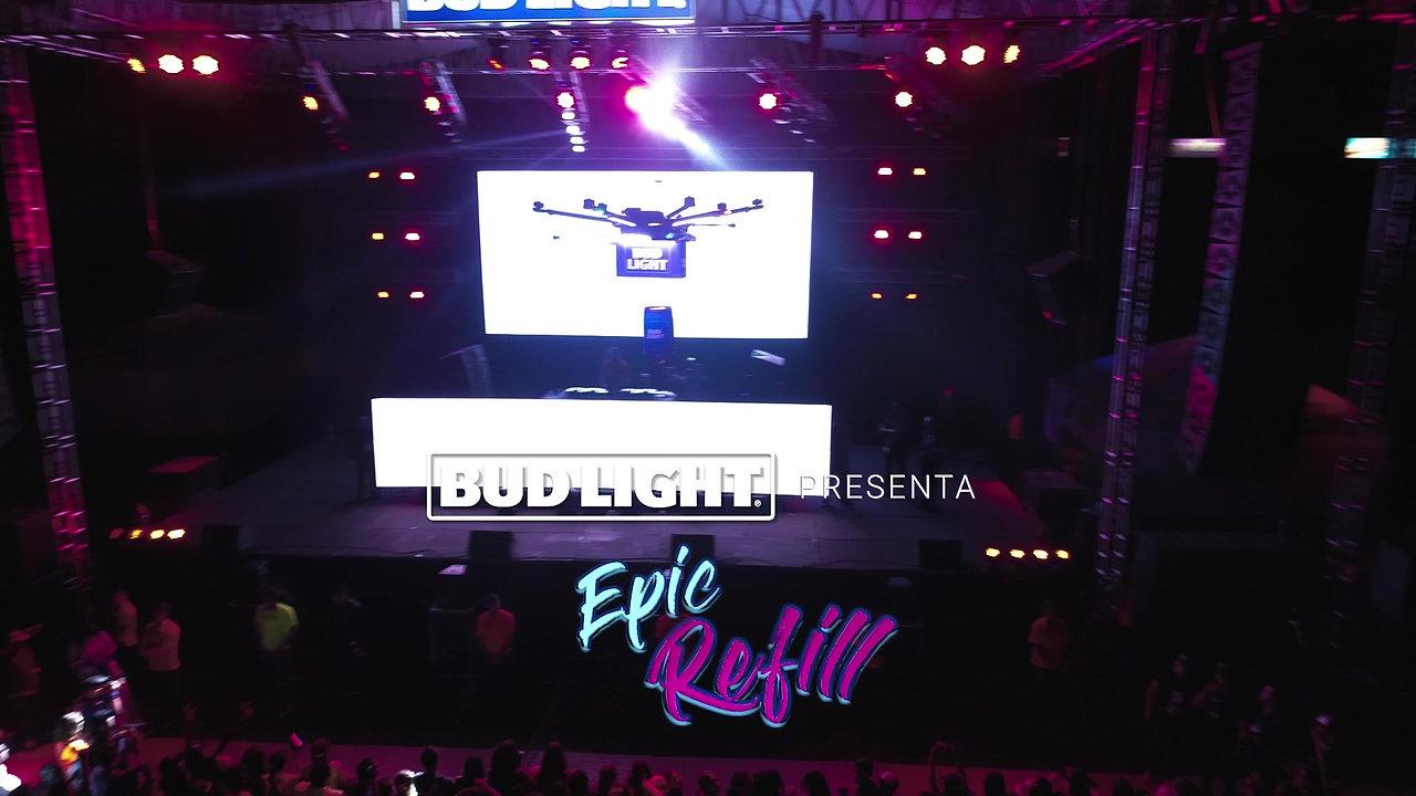 Bud Light Epic Refill