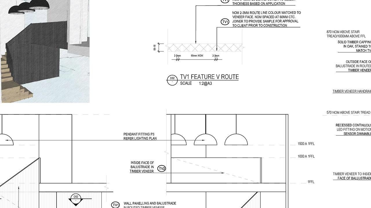 Sneak Peak: Residential Interior Design Package