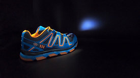 High Beam Kid's Pop-Up Headlight Shoes.