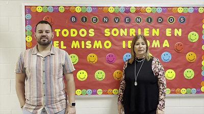 Sandra Hernandez & Jonathan Torres