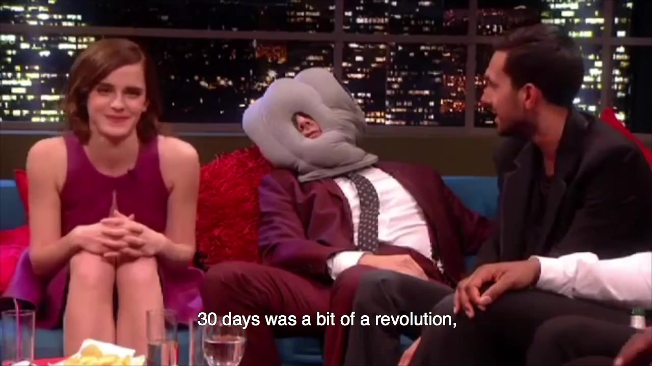 THE OSTRICH PILLOW STORY