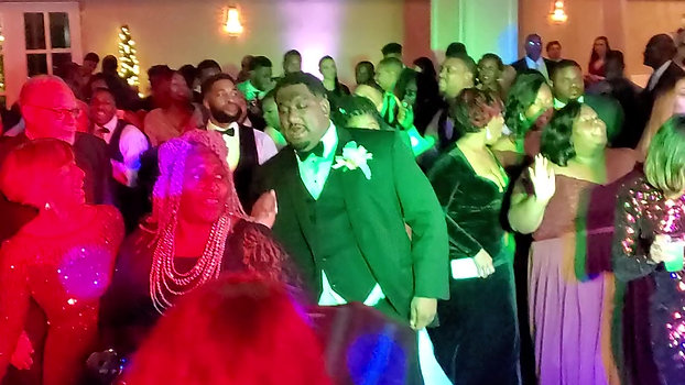 Electric Slide Staple Wedding Dance