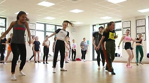 Youth Dance Training at Hot House Dance