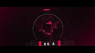 Cyborg Angel 3D Intro