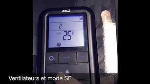 Ventilateurs et SF - MCZ - Heating by Stang -