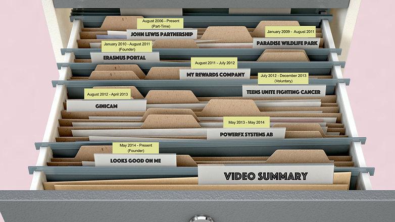 Matthew Blakemore - Video Summary