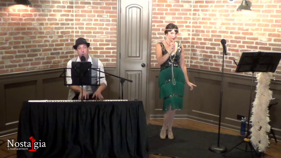 Flappers and Fedoras