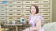 Chia sẻ của chị Y Tá sử dụng Dinh dưỡng Xanh 100 tuổi cho con bị táo bón