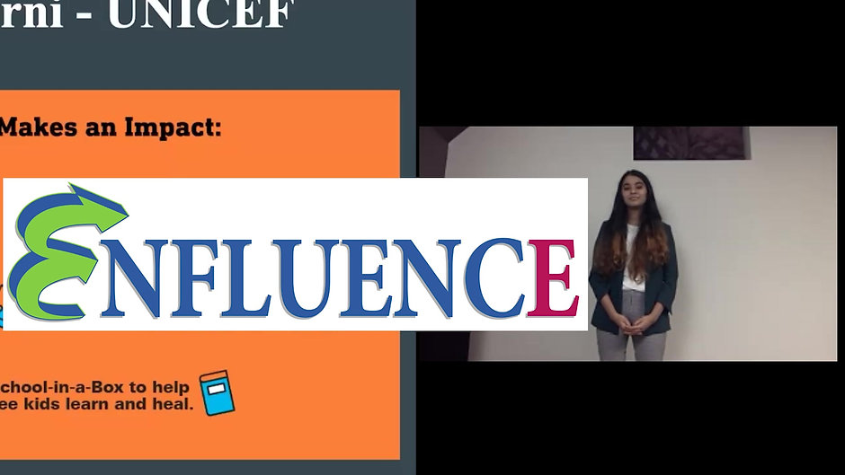 Enfluence - Speaking Up For A Cause