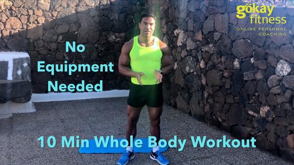Intro 10 Min Whole Body Workout V3