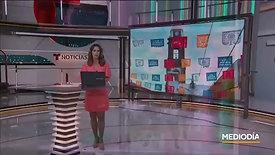 Papel picado Entrevista Telemundo