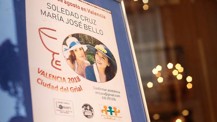 EVENTO SOLEDAD CRUZ Y MARÍA JOSÉ BELLO
