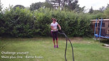 Mum plus One Introducing Battle Ropes