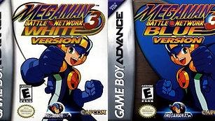 Megaman Battle Network 3 (White) (Episode 4)