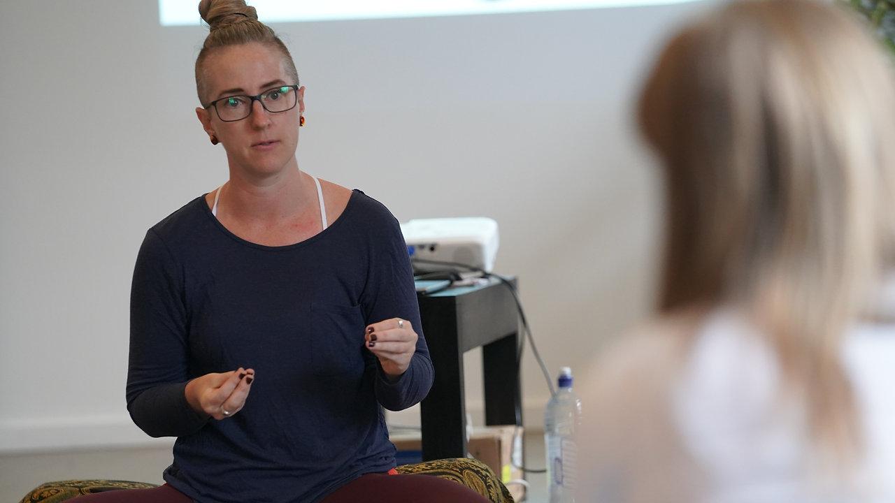 Yin Yoga Teacher Training October 2021