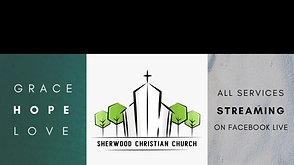 April 26, 2020 - Sherwood Christian Church