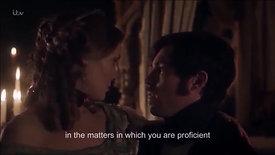 'Victoria' ITV - Albert plays Beethoven