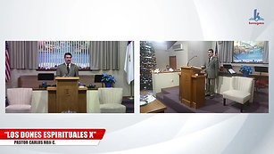 Culto de Predicación PM │ Domingo 6 de Diciembre de 2020