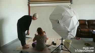 צילומי גיל שנה בסטייל אירופאי