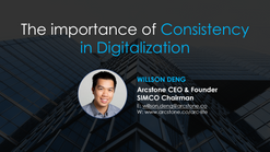 The importance of consistency in Digitalization