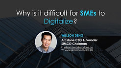 Why it's hard for SMEs to digitalize.