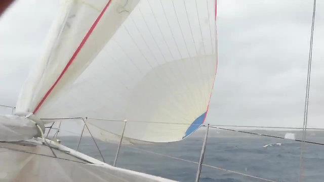 Cruising with Deckchute