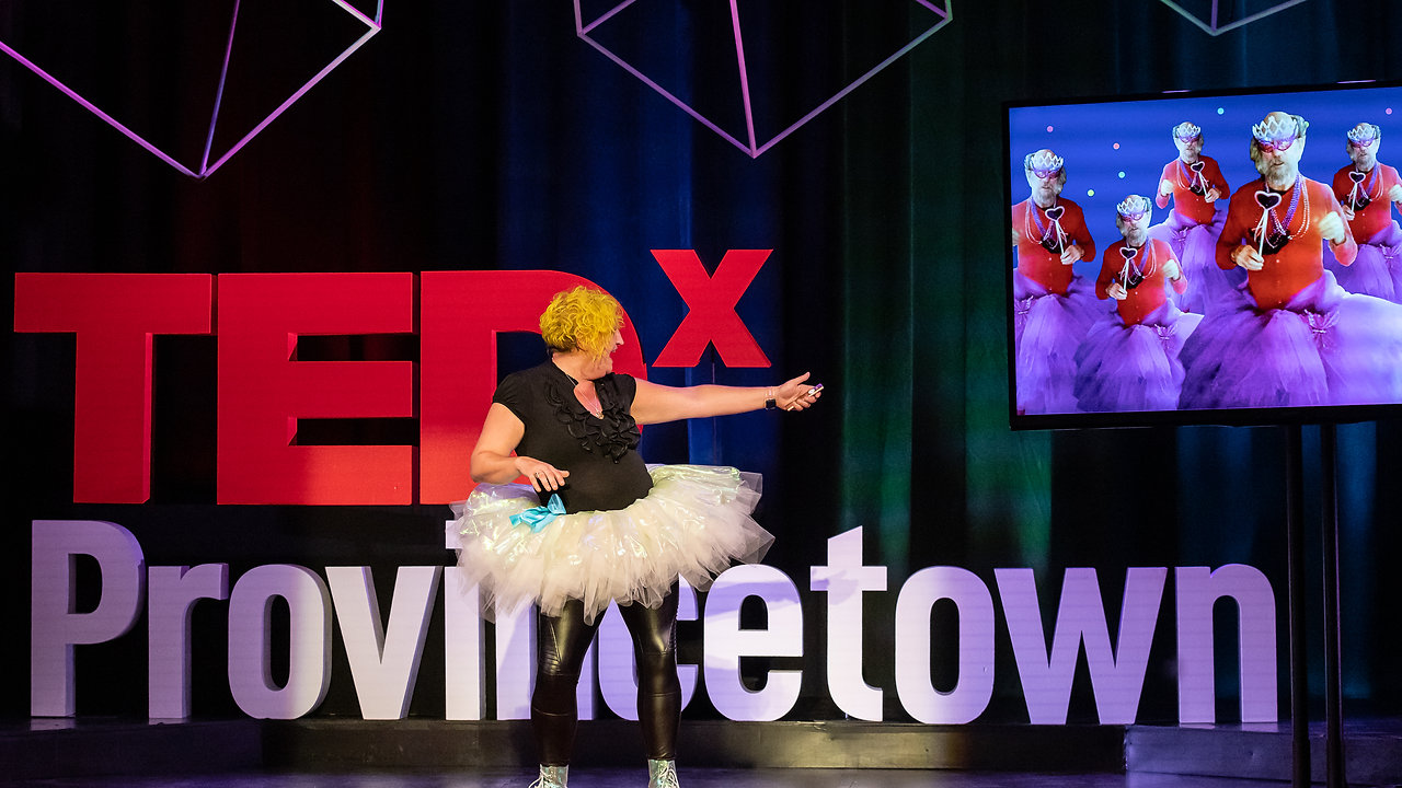 """Be """"Ridiculous on Purpose"""" 