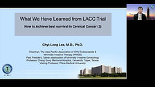 09 Dr. Chyi-Long Lee-What We Have Learned from LACC Trial