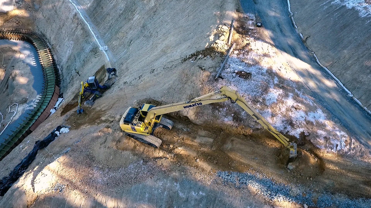 Dyer All Terrain Excavation
