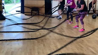 Indoor Boot Camp - circuit style