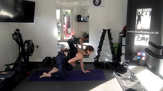 Fitness Pilates with Fran