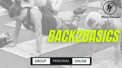 Back2Basics #29 with Rosie - Body Conditioning - 32 mins