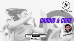 Cardio & Core with Lau (C80) - 35 mins