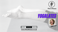 Yogalates Intervals with Fran (MB107) - 39 mins