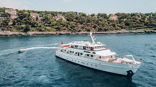 Monaco Yacht Antares