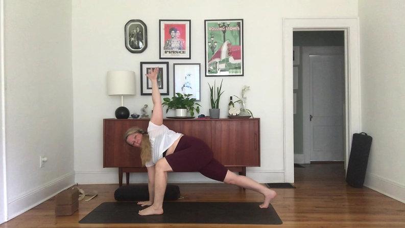 Day 4 - Karma Yoga & Connection