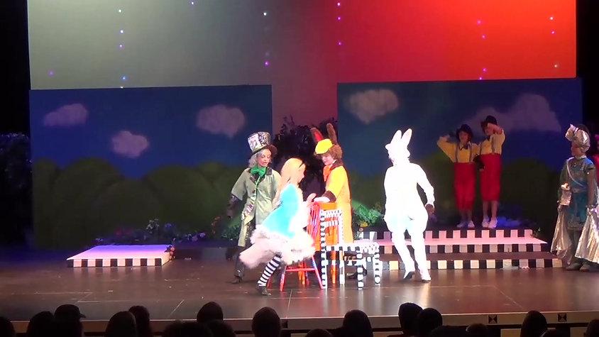 Alice in Wonderland Sample