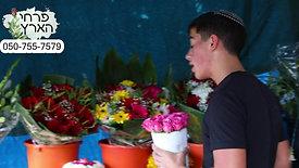 משלוח פרחים