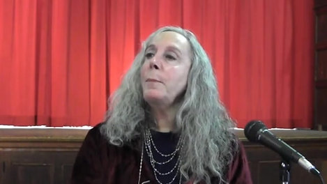 Judith at the Center for Contemporary Mysticism