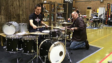 Duet - The Manchester Drum Show