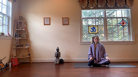 Calming Brain Breath & Mantra - Meditation - 30 min