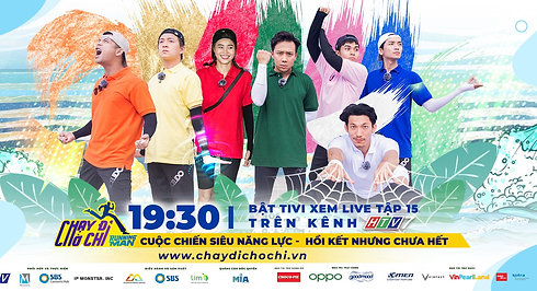 The Color Picture_Chay Di Cho Chi TV SHOW_Season 1