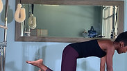 Pilates Mat w/ Weights