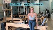 40 Minute Reformer Workout